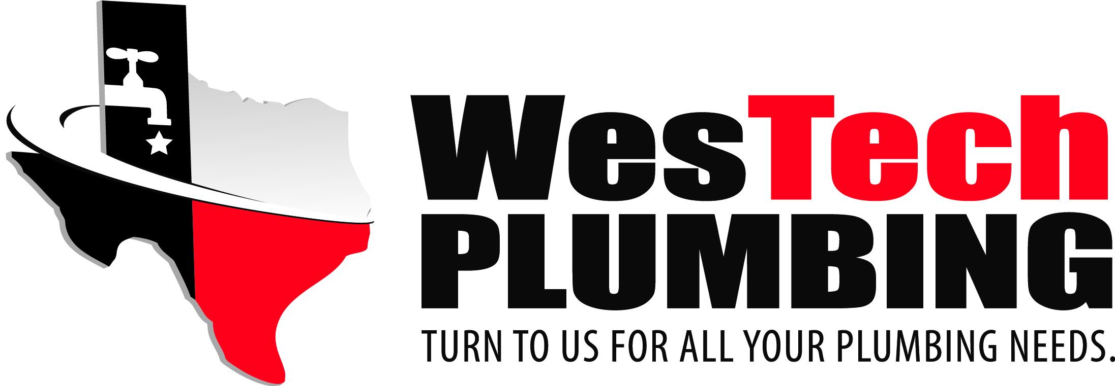 WesTech Plumbing Logo- Lubbock, Tx
